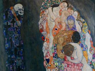 4 Leopold_Museum__KLIMT Smrt a život.jpg