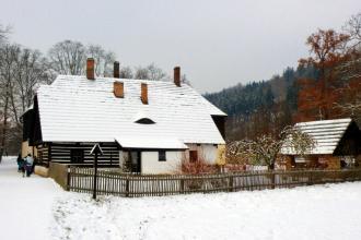 4 Staré Bělidlo, kde strávila spisovateľka letné prázdniny s deťmi..JPG