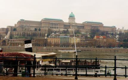 4 Budapešť budínsky hrad.JPG