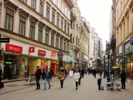 Budapešť Vaci utca5.jpg